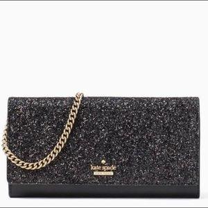 Kate Spade Laurel Way Glitter Milou Wallet